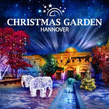Christmas Garden In Hannover Myticket De