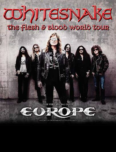 The Flesh & Blood World Tour 2020 - myticket.de